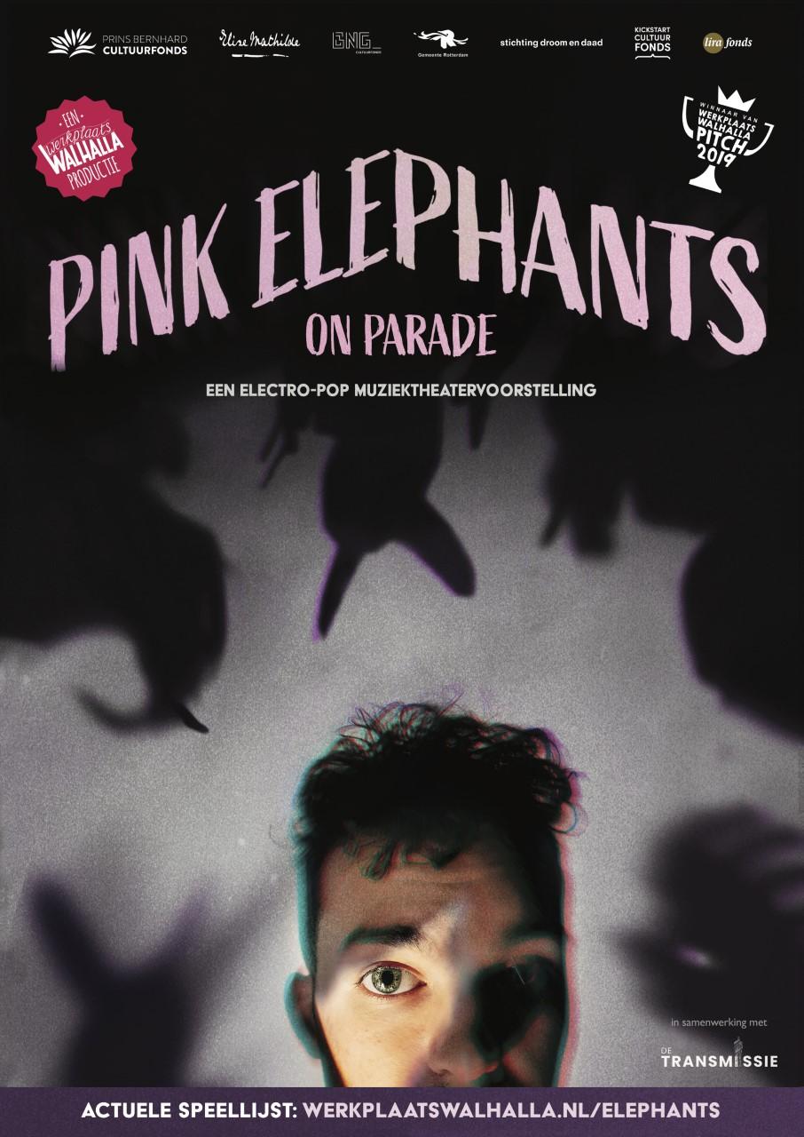 poster pink el.
